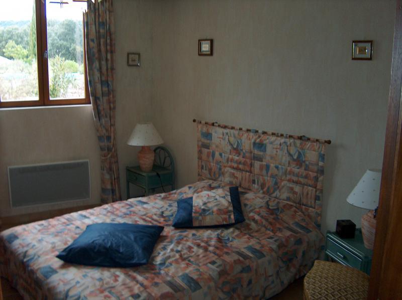 bedroom 1 Location Villa 83534 Anduze