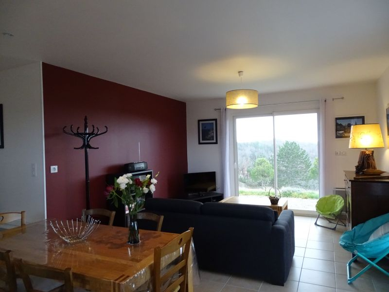 Living room Location House 83784 Salignac-Eyvignes