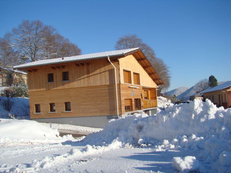 Outside view Location Chalet 92467 Gérardmer