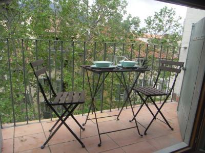 Terrace Location Studio apartment 92574 Toulon