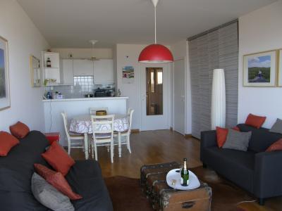 Sitting room Location Apartment 93449 Bray-Dunes