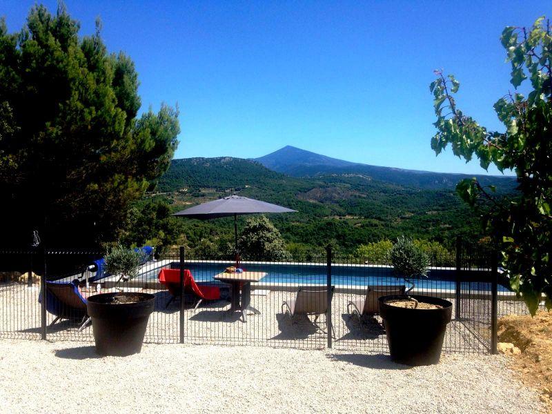 Swimming pool Location Self-catering property 95444 Vaison la Romaine