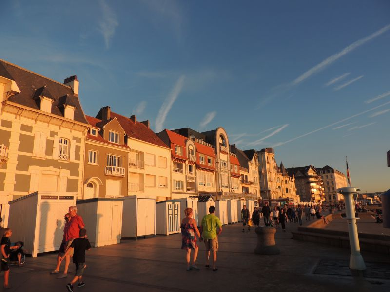 Surroundings Location Self-catering property 95721 Wimereux