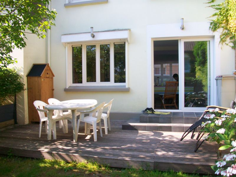 Garden Location Self-catering property 95721 Wimereux
