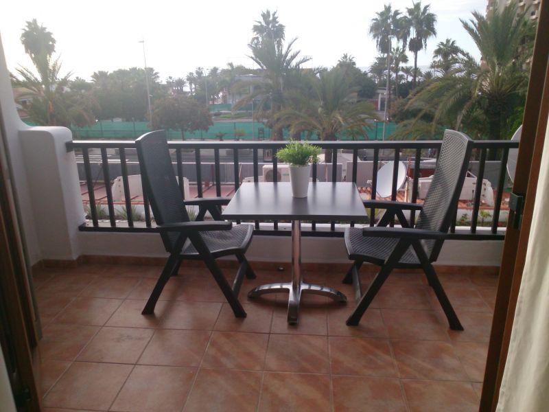 View from terrace Location Apartment 96329 Playa de las Américas