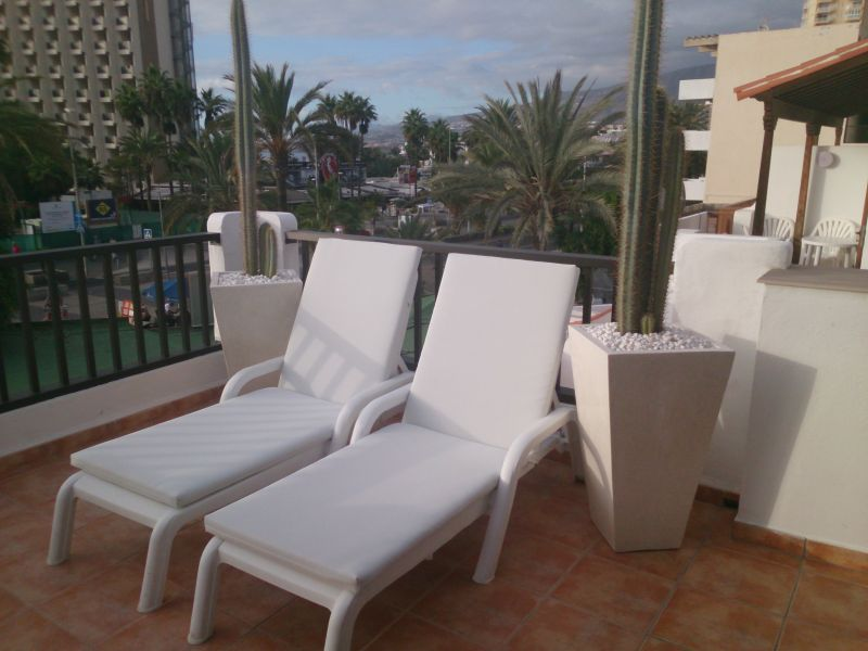Terrace Location Apartment 96329 Playa de las Américas