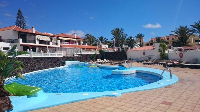 Swimming pool Location Apartment 96329 Playa de las Américas