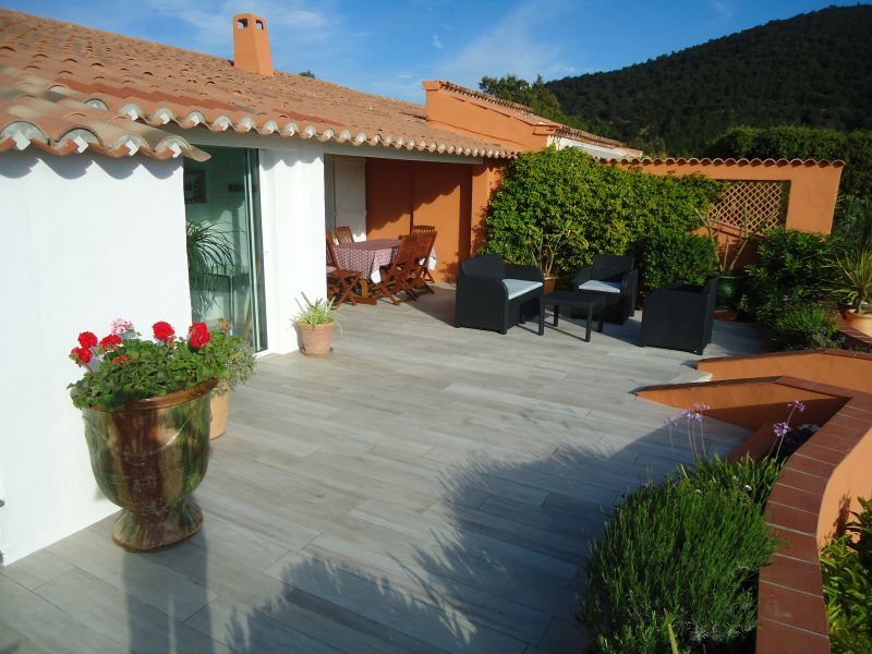 Terrace Location House 100590 La Londe les Maures