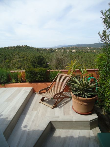 View from the property Location House 100590 La Londe les Maures
