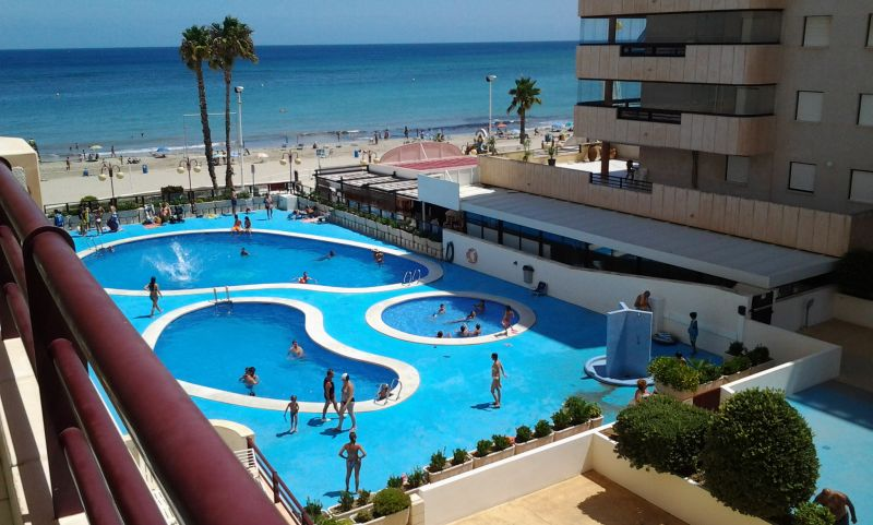 View from terrace Location Apartment 103401 Calpe