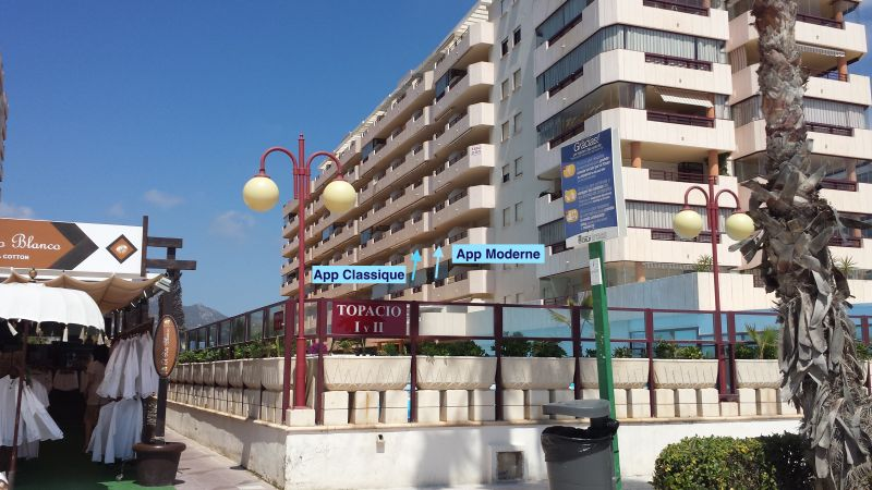 Outside view Location Apartment 103401 Calpe