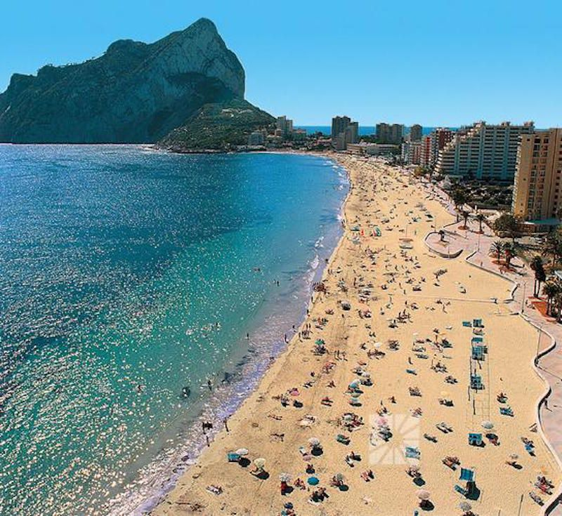 Beach Location Apartment 103401 Calpe