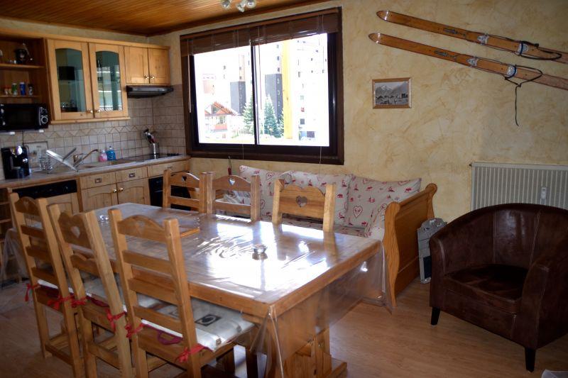 Living room Location Apartment 105180 Les 2 Alpes