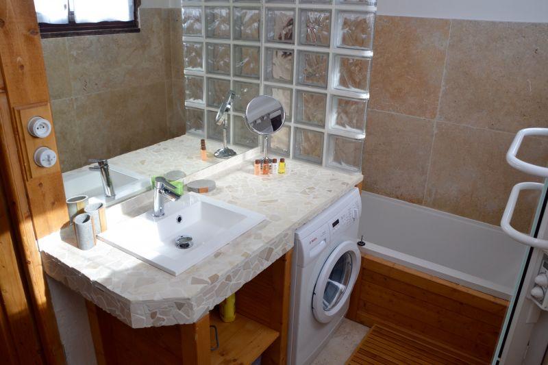 bathroom Location Apartment 105180 Les 2 Alpes