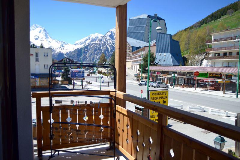 Balcony 1 Location Apartment 105180 Les 2 Alpes
