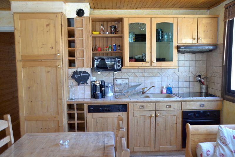 Kitchenette Location Apartment 105180 Les 2 Alpes