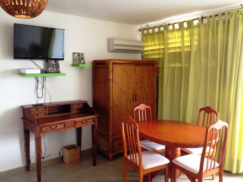 Living room Location Studio apartment 108428 Marigot