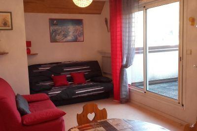 Living room Location Apartment 110661 Saint Lary Soulan