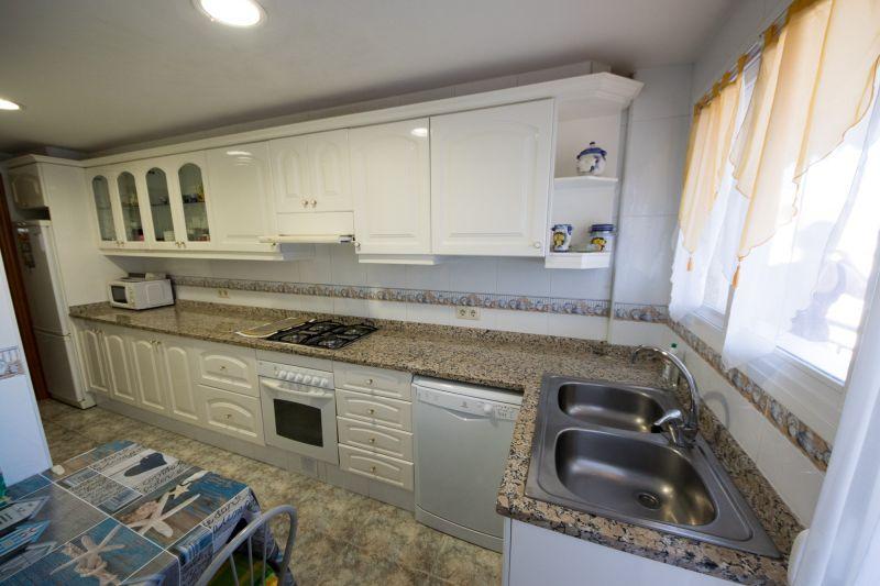 Sep. kitchen Location Apartment 111108 Calella de Mar