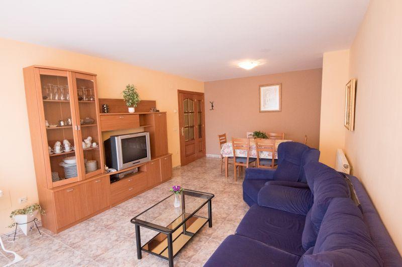 Living room Location Apartment 111108 Calella de Mar