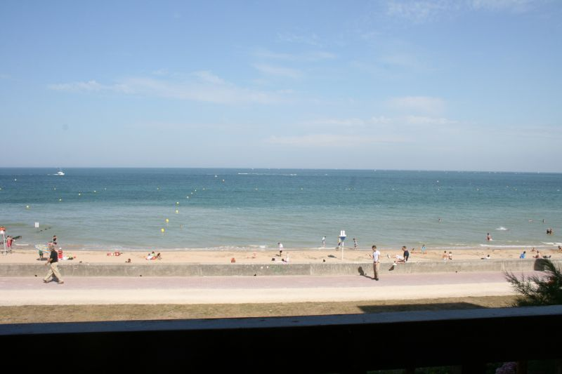 Balcony 1 Location Apartment 111139 Cabourg