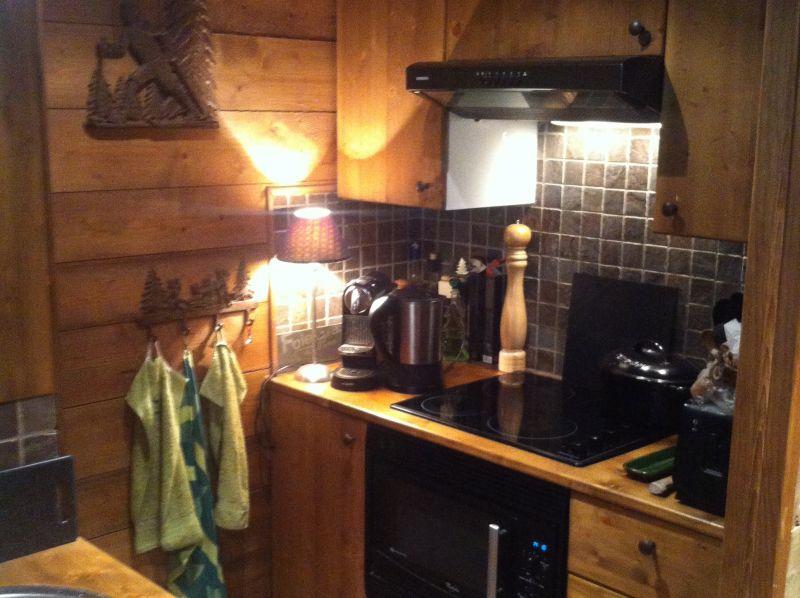 Kitchenette Location Apartment 111312 Valmorel