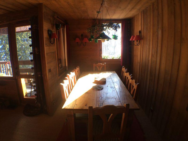 Dining room Location Apartment 111312 Valmorel