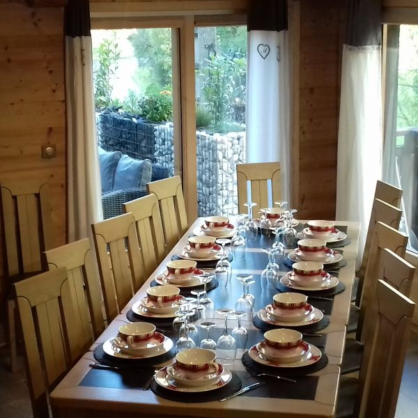 Dining room Location Chalet 112052 Morzine