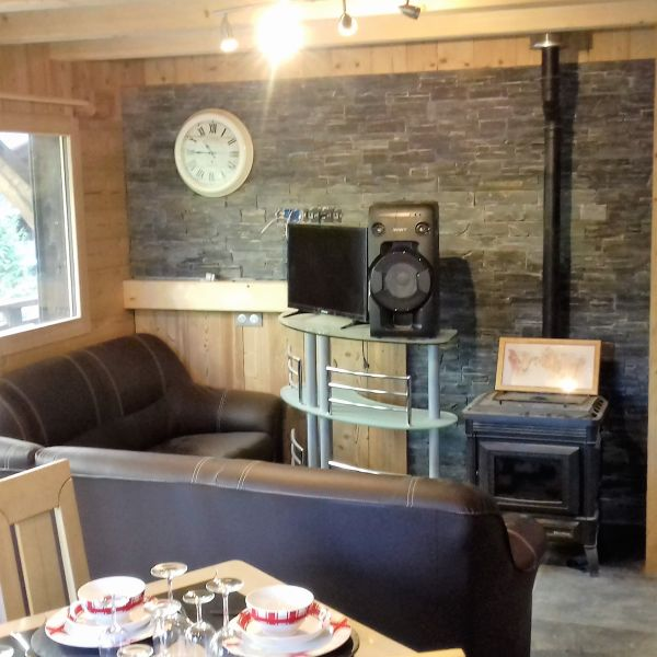 Sitting room Location Chalet 112052 Morzine