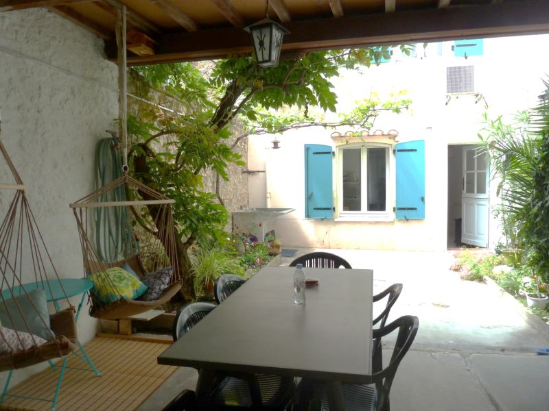Courtyard Location House 114357 Argeles sur Mer