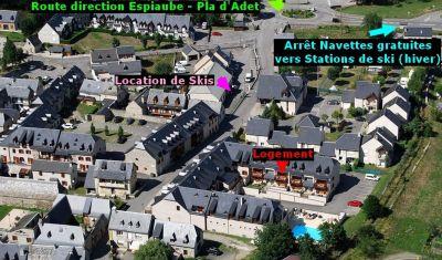Location Apartment 115328 Saint Lary Soulan