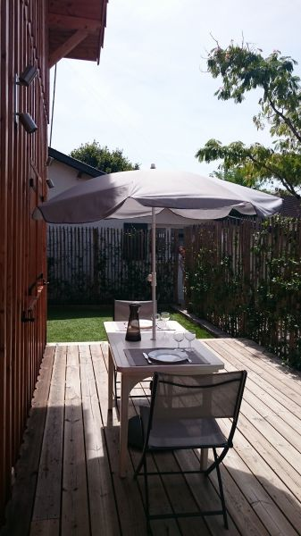 Terrace Location Self-catering property 116644 Andernos les Bains