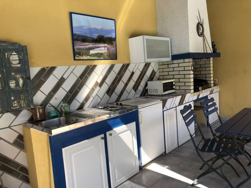 Summer kitchen Location House 116976 Isle sur la Sorgue