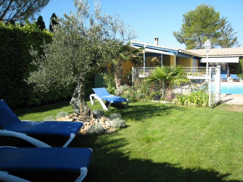Garden Location House 116976 Isle sur la Sorgue