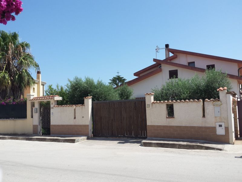 Outside view Location Apartment 64338 Sciacca