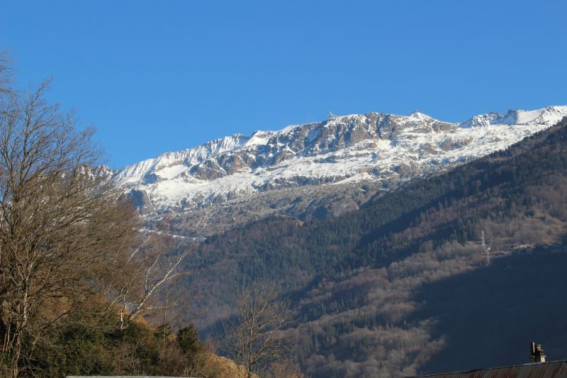 View from the balcony Location Apartment 65901 Alpe d'Huez