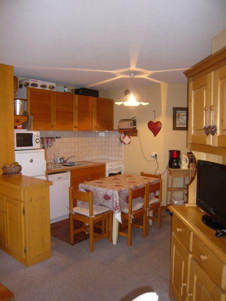 Kitchenette Location Apartment 66830 Morzine