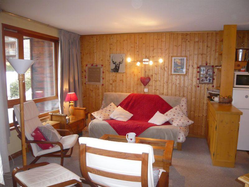Living room Location Apartment 66830 Morzine