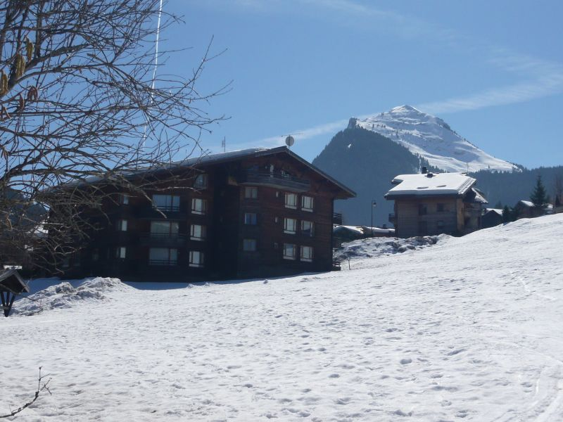 Outside view Location Apartment 66830 Morzine