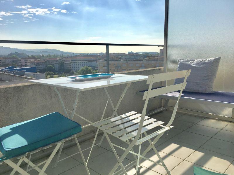 View from terrace Location Studio apartment 67791 Mandelieu la Napoule