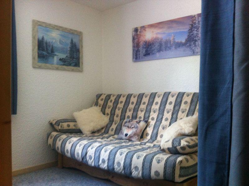 bedroom Location Studio apartment 73671 Les Carroz d'Araches