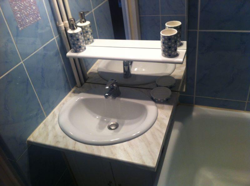 bathroom Location Studio apartment 73671 Les Carroz d'Araches