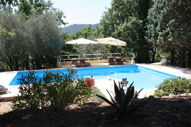 Swimming pool Location Apartment 74884 Fréjus