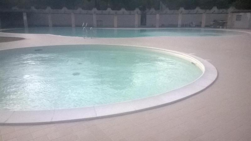 Swimming pool Location Apartment 75425 Chia