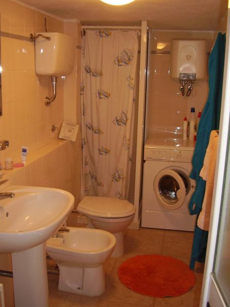 bathroom 2 Location Apartment 75425 Chia