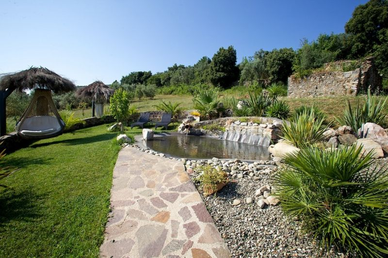 Swimming pool Location Self-catering property 80622 Gavorrano