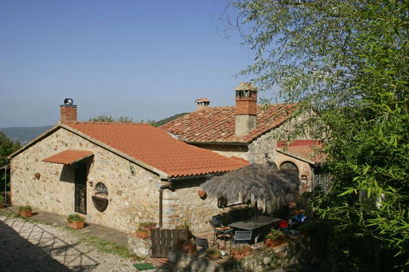 Hall Location Self-catering property 80622 Gavorrano