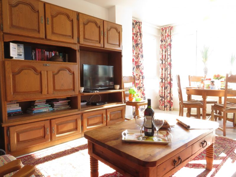 Sitting room Location Apartment 84780 Nerja