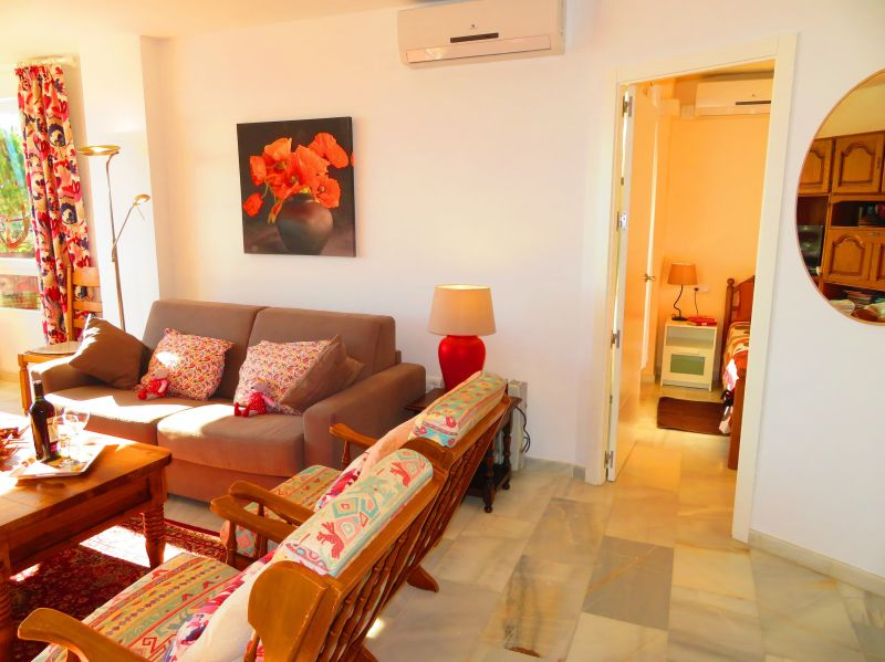 Living room Location Apartment 84780 Nerja