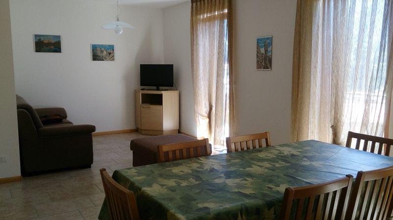 Living room Location Apartment 85967 Auronzo di Cadore